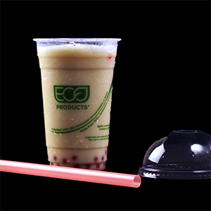 Bubble tea litchi