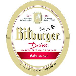 LA BITBURGER DRIVE – 0 %